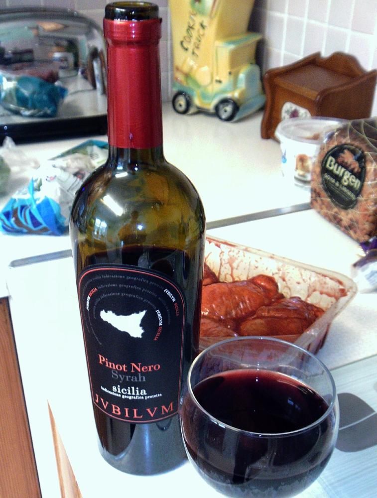 Jubilum Pinot Nero Syrah