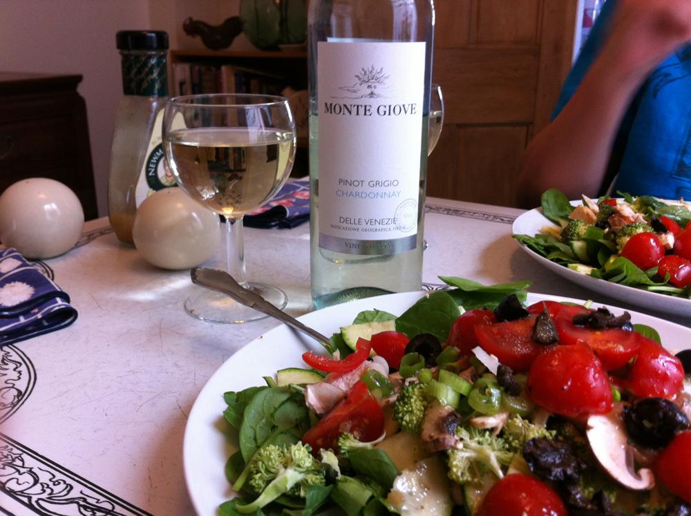 Monte Giove Pinot Grigio Chardonnay