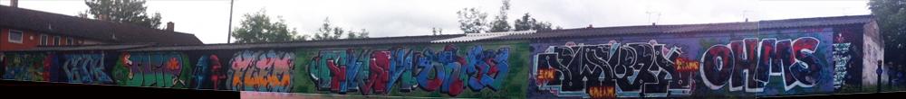 penhill mural