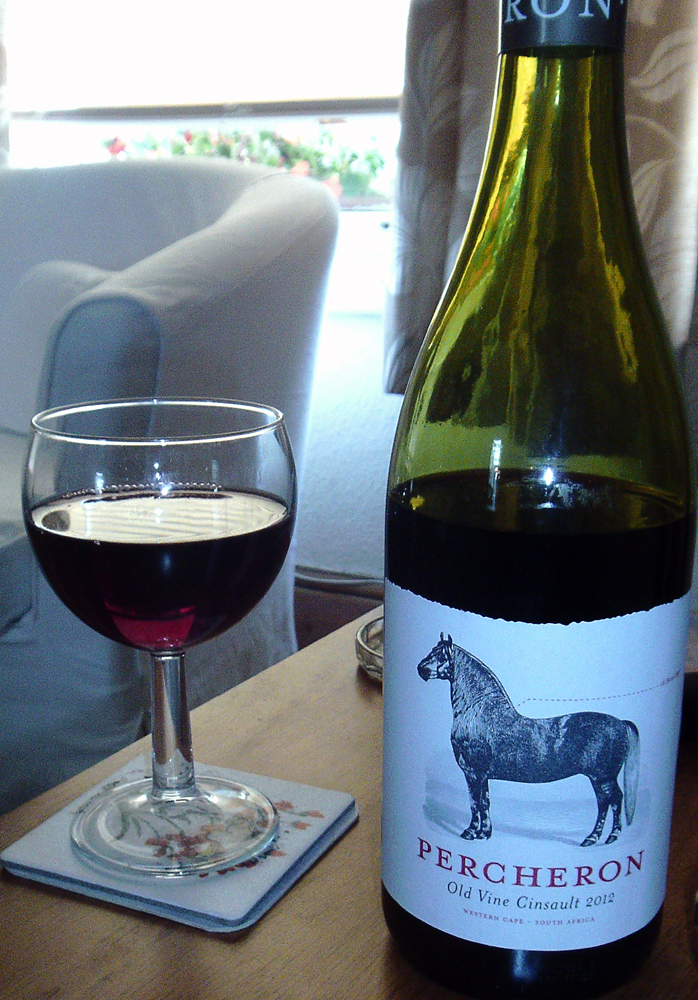 Percheron Cinsault