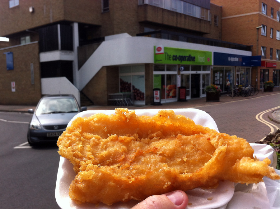 Rainbow Take-Away Kidlington cod