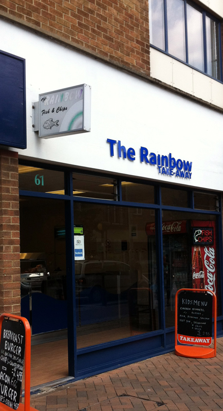 Rainbow Take-Away Kidlington