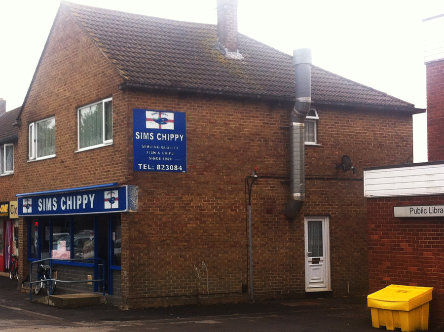 Sims Chippy Swindon