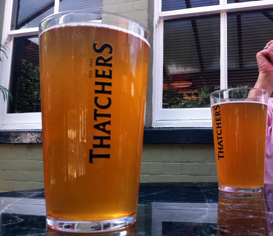 Thatcher's Heritage Clifton