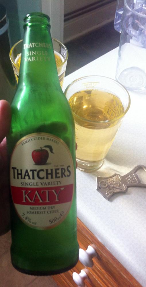 Thatcher's Katy