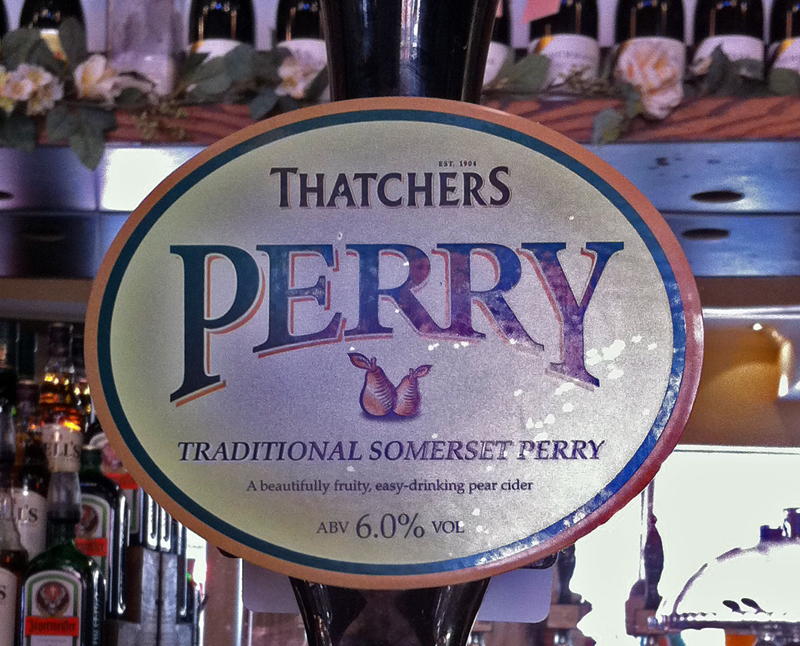 Thatcher's Perry Four Candles Oxford pump