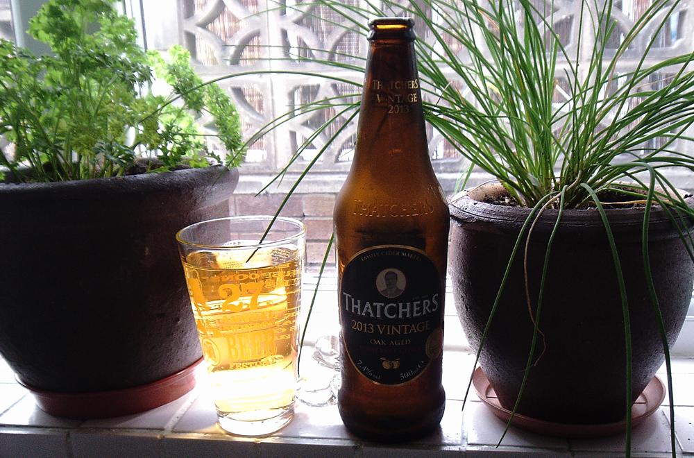 Thatchers Vintage Cider