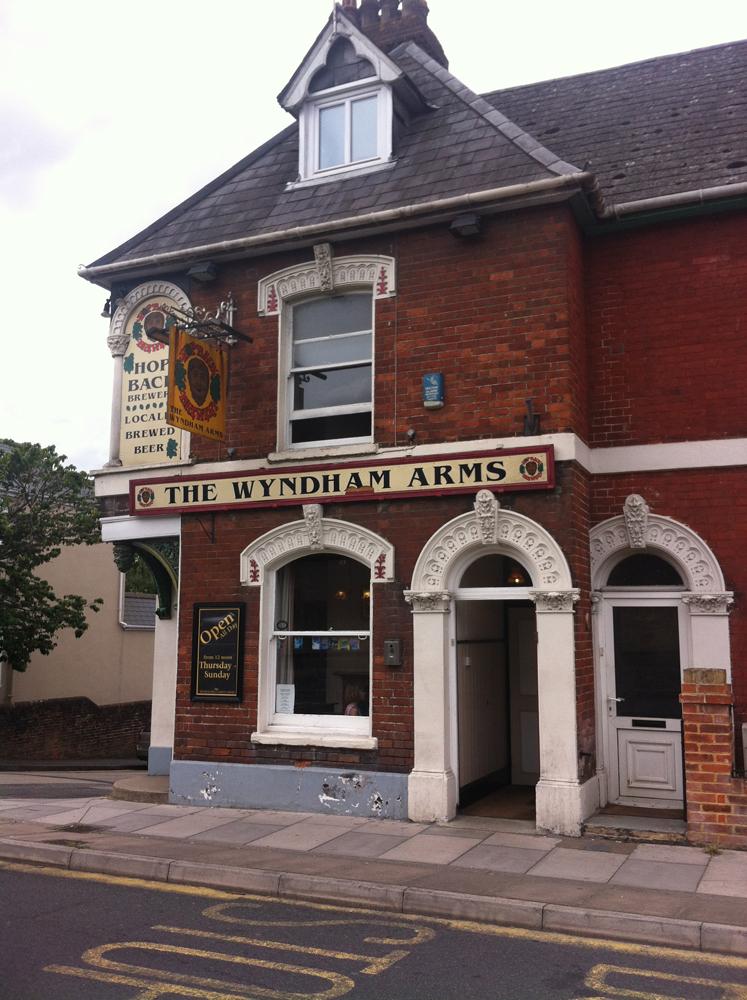 Wyndham Arms Salisbury
