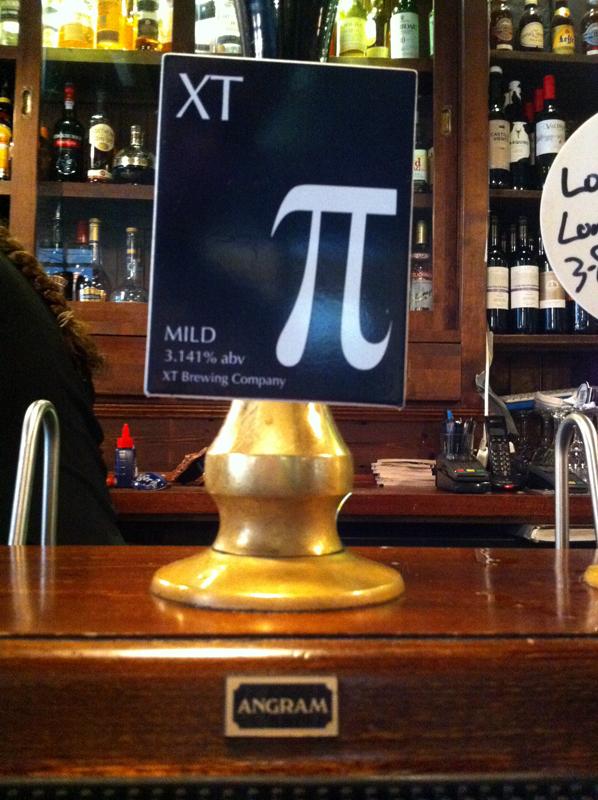 XT Mild clip  St Aldates Tavern Oxford