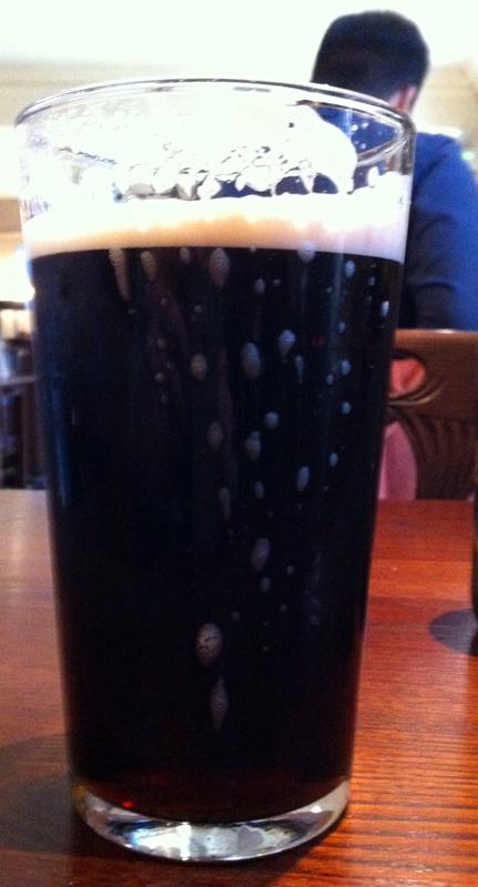Barley Brown's Black IPA