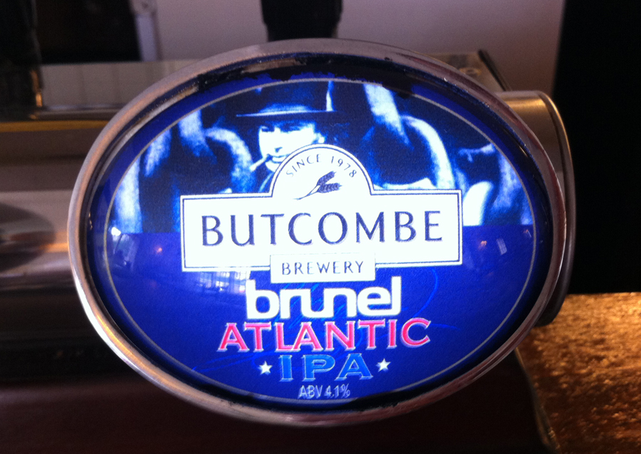 Bell House Sutton Benger Butcombe Brunel Atlantic IPA
