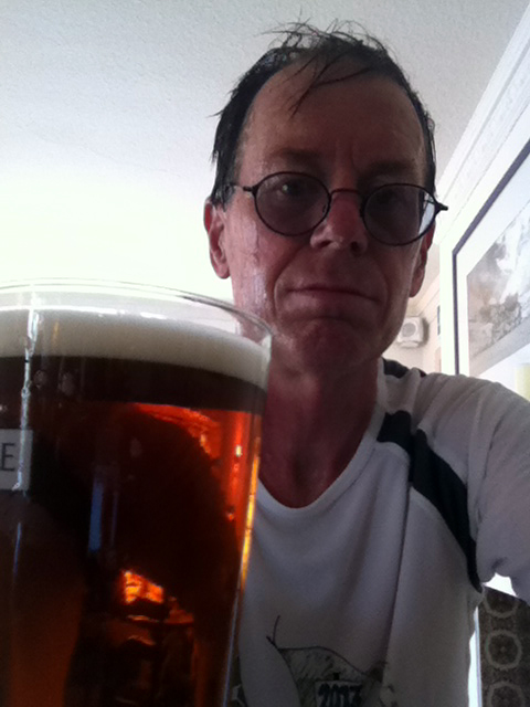 Bell House Sutton Benger me and IPA