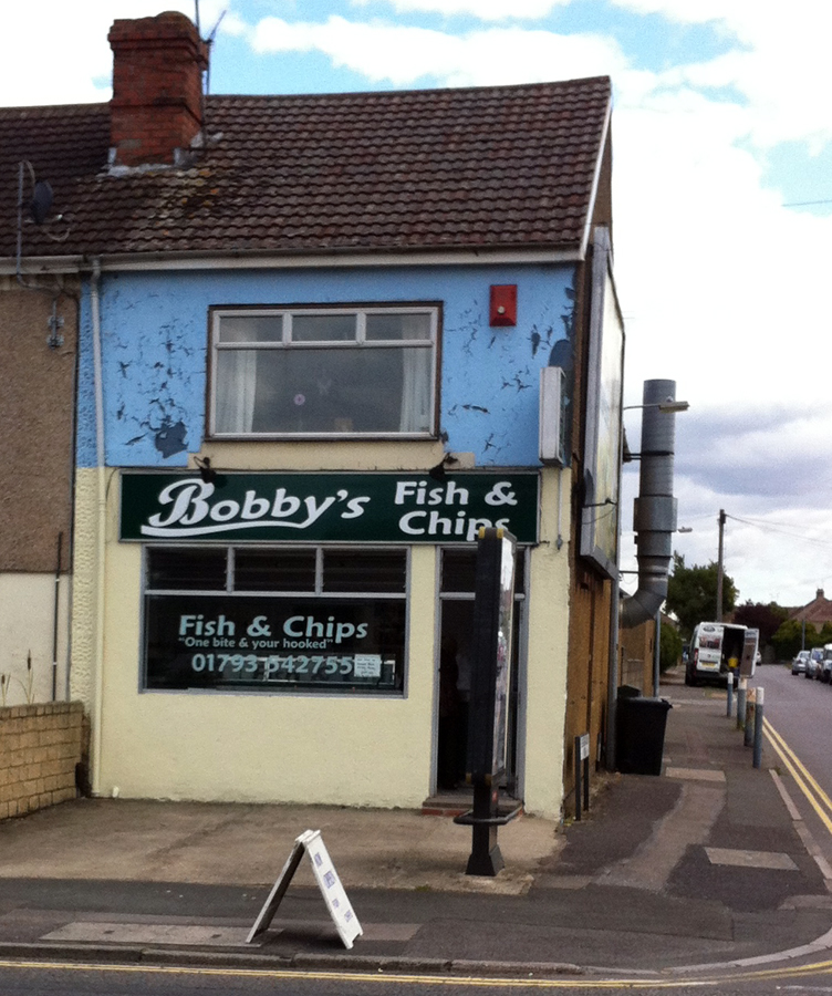 Bobby's Fish and Chips Swindon