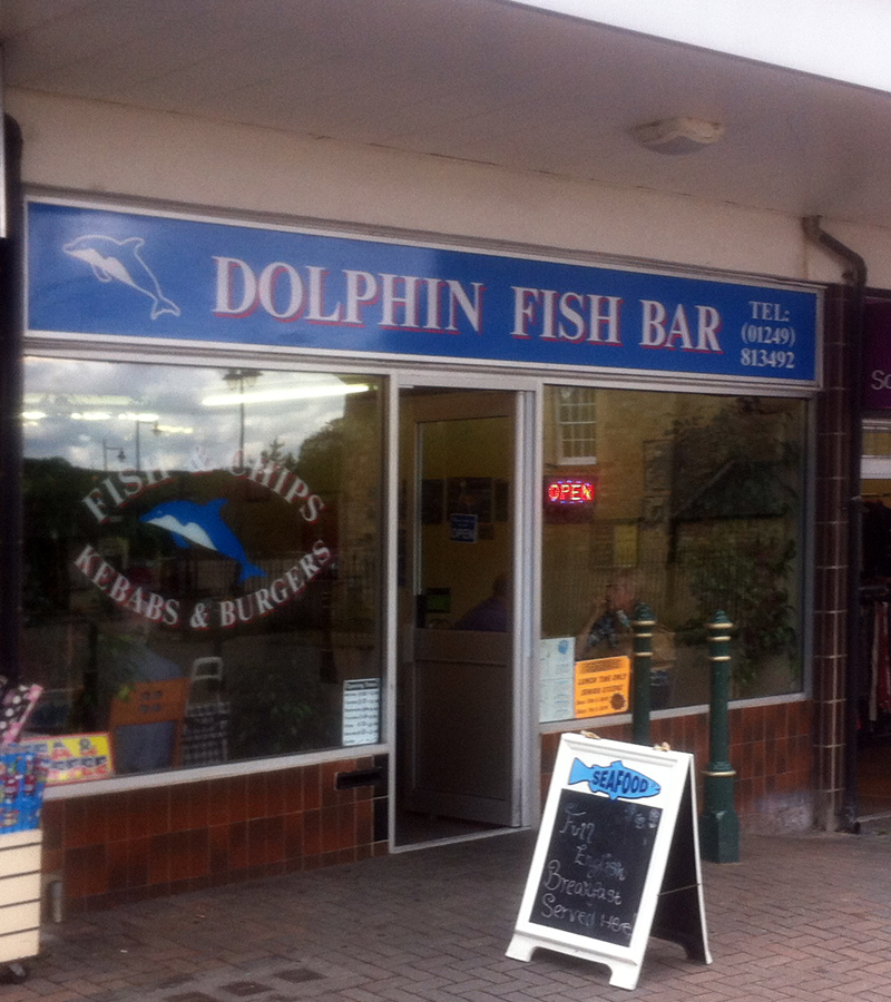 Dolphin Fish Bar Calne