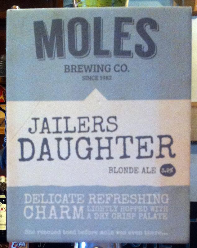 Dumb Post Inn Moles Jailers Daughter pump