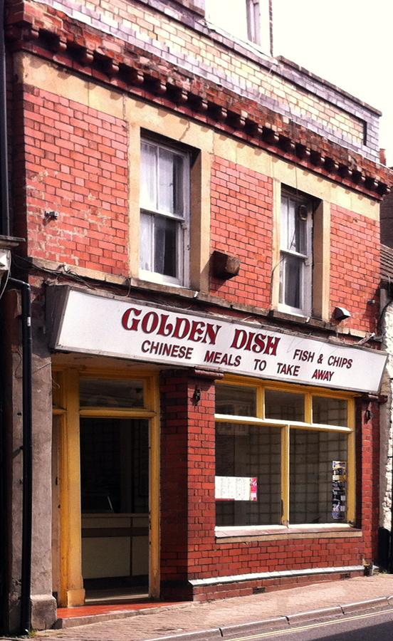 Golden Dish Fish and Chips Malmesbury