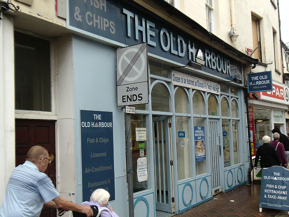 Old Harbour Fish and Chips Weymouth