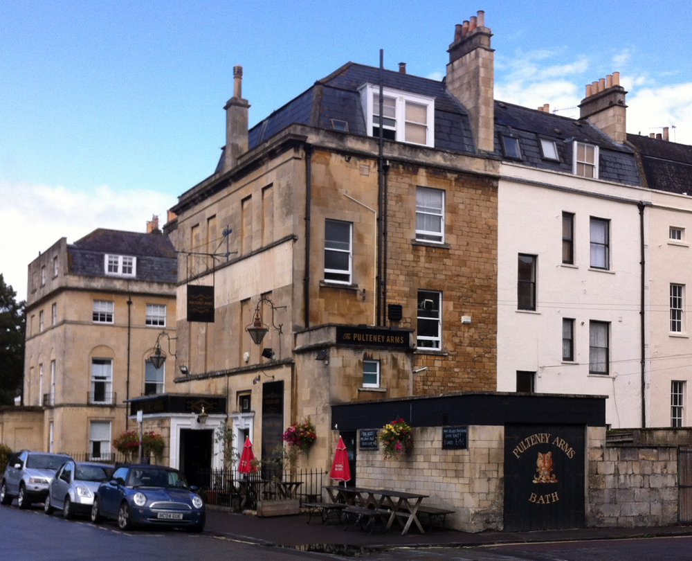 Pulteney Arms Bathwick