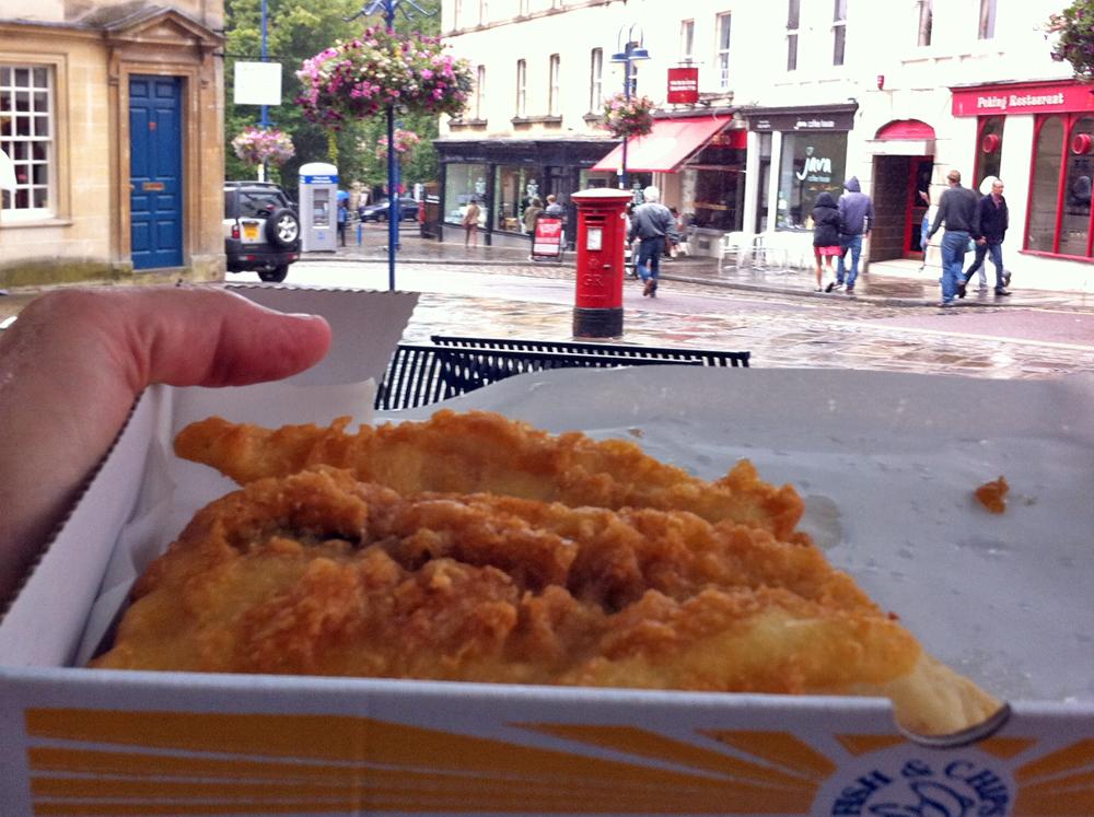Seafood's Bath cod