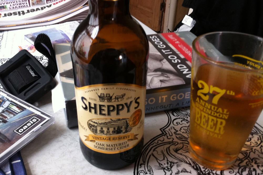 Sheppy's Vintage Reserve Oak Aged Somerset Cider