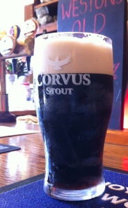 Wellesley Arms Sutton Benger Corvus Stout
