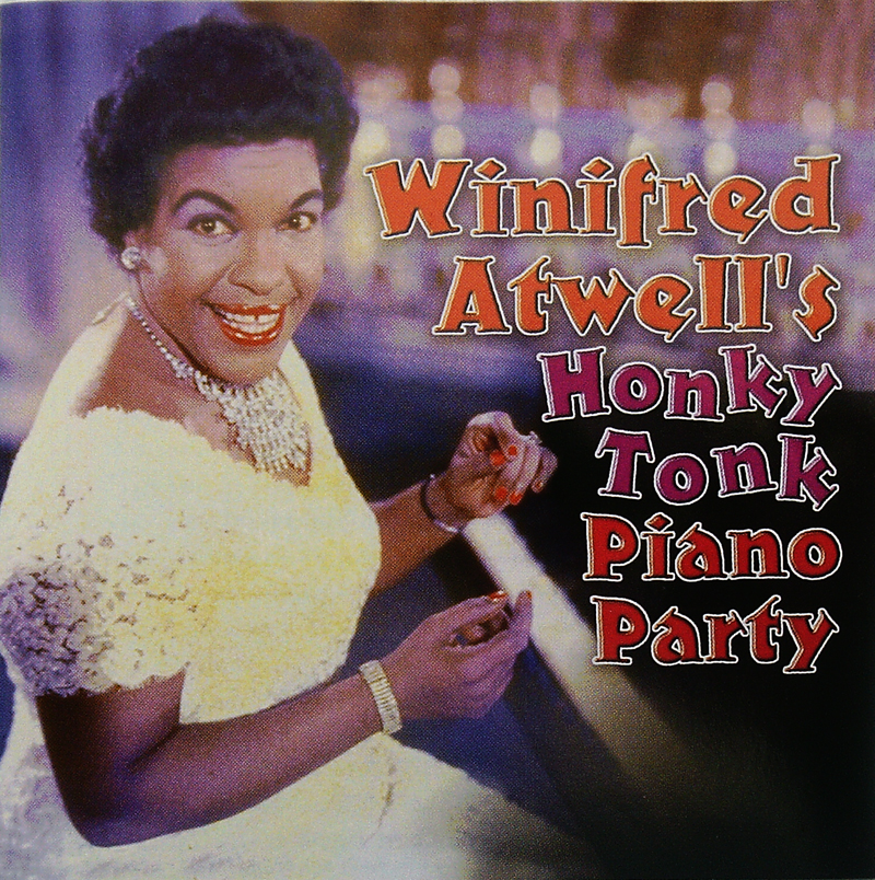 Winifred Atwell's Honky Tonk Piano Party