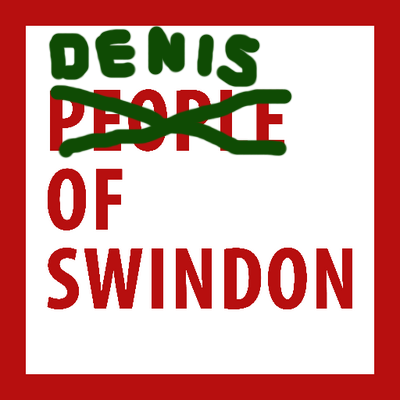 denis of swindon icon