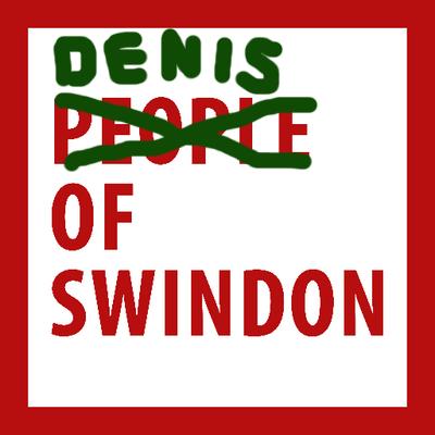 denis of swindon icon