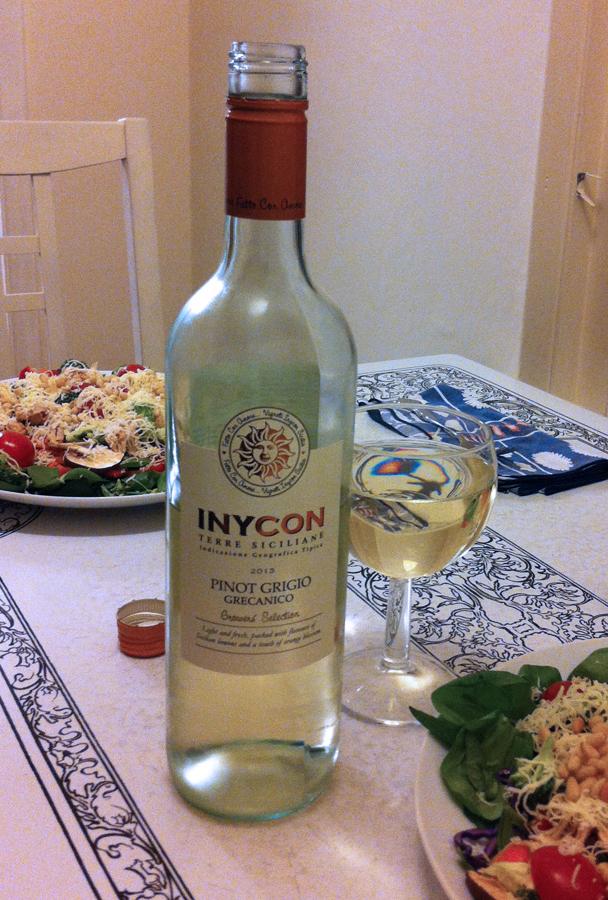 Inycon Pinot Grigio Grecanico