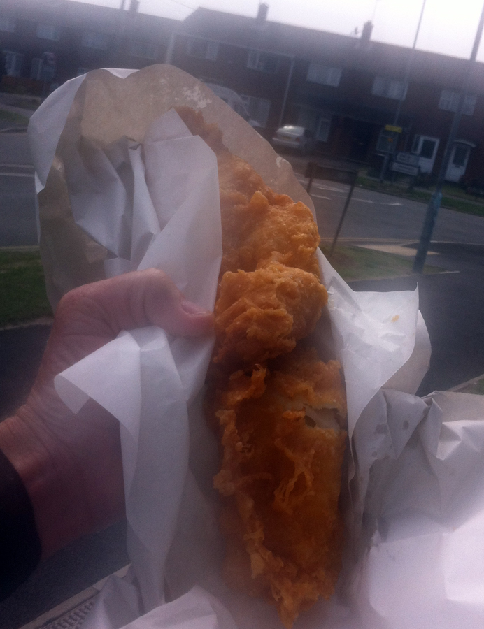 Khan's Takeaway Swindon cod