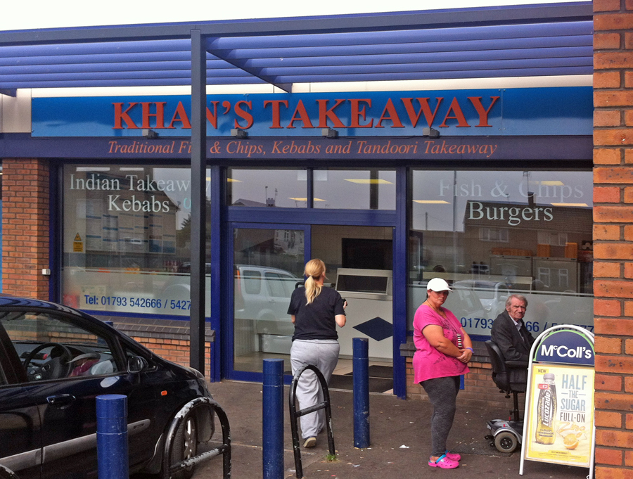 Khan's Takeaway Swindon