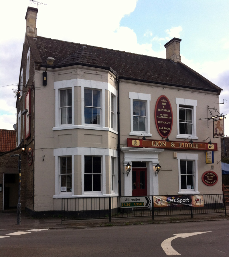 Lion and Fiddle Hilperton