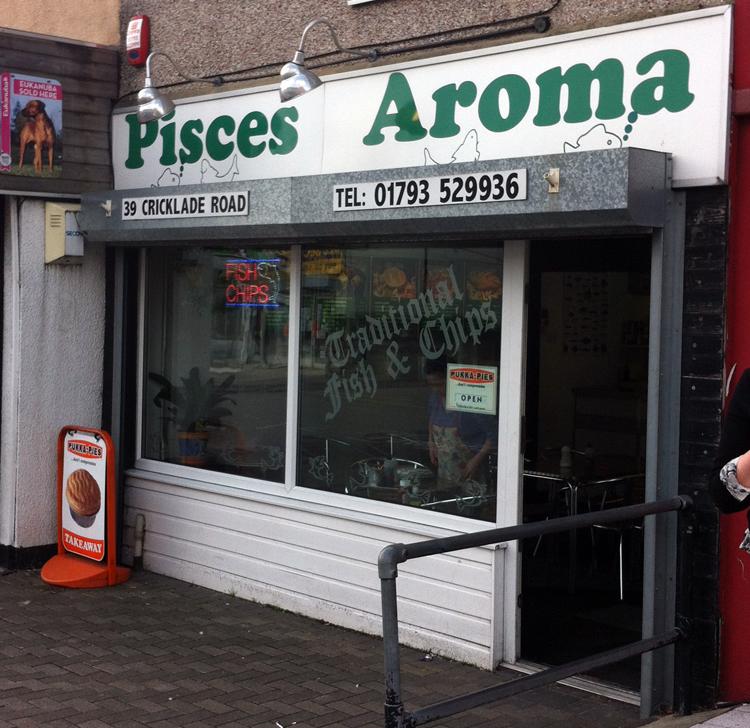 Pisces Aroma Swindon