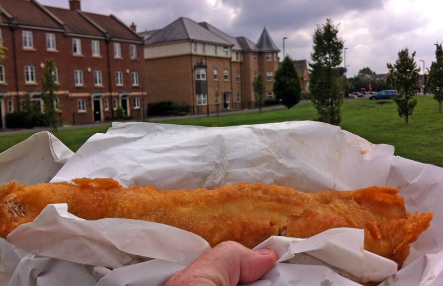 Red House Plaice Swindon cod