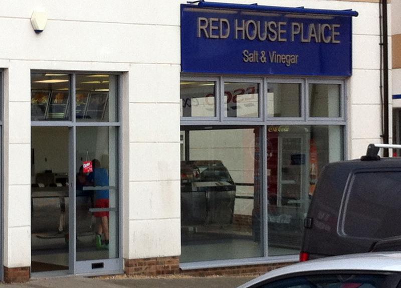 Red House Plaice Swindon