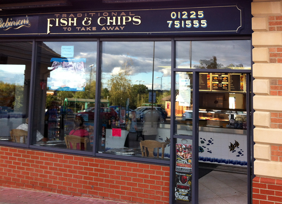 Robinson's Fish and Chips Hilperton