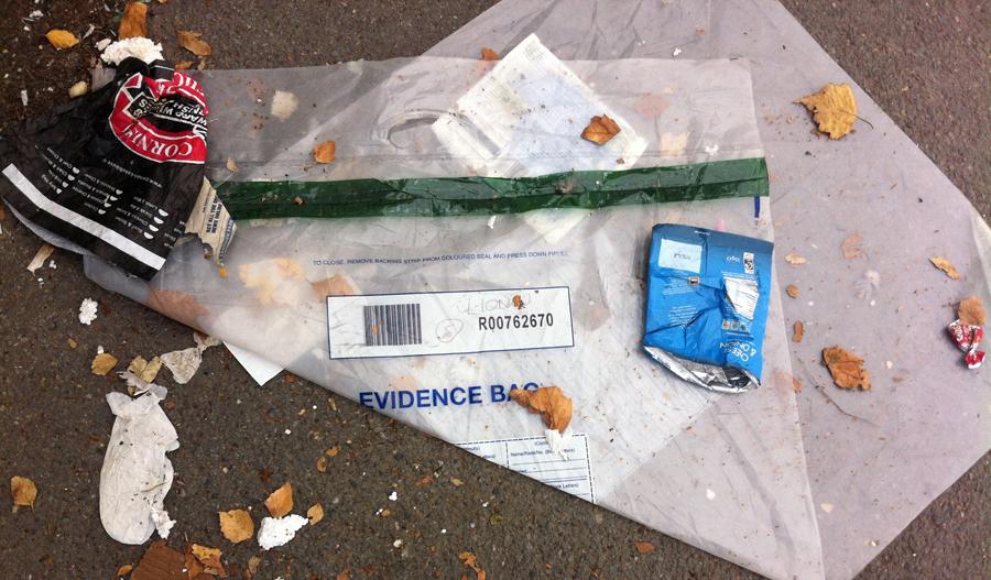 Swindon DIY policing