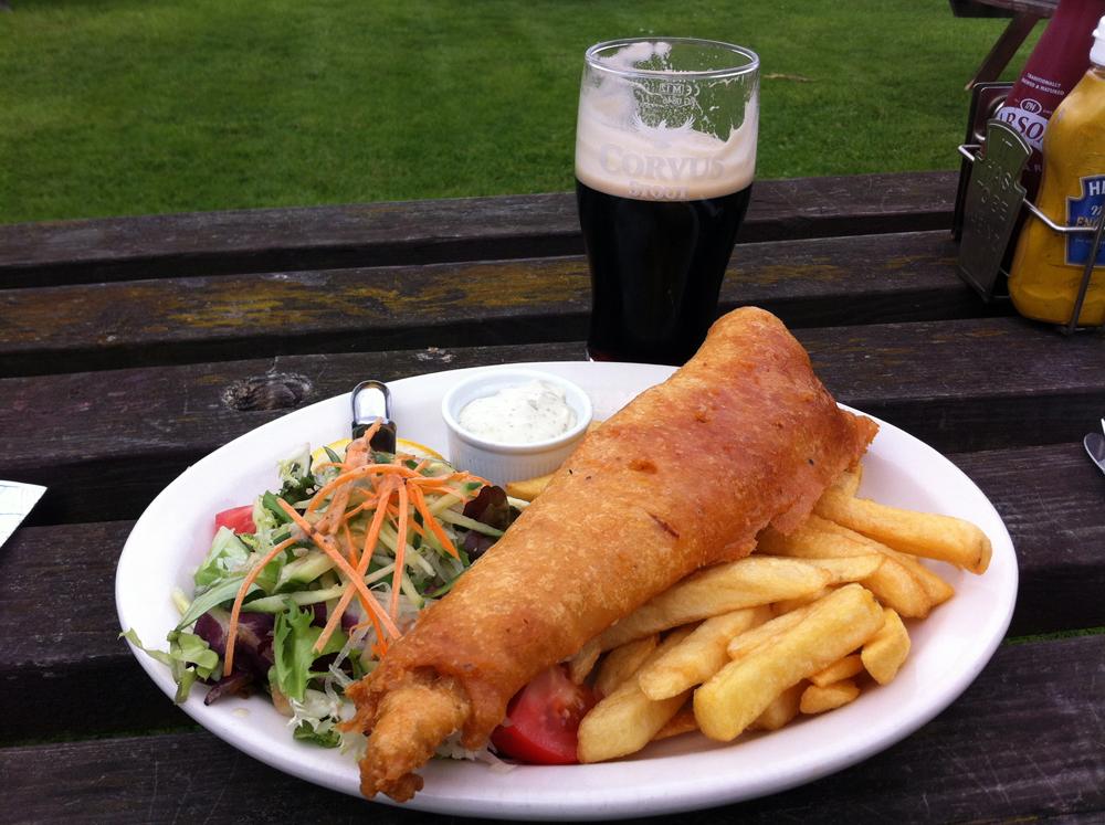 Who'd A Thought It Lockeridge cod