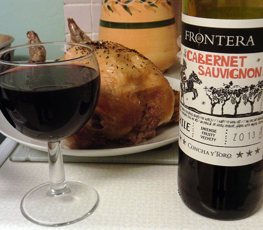 Frontera Cabernet Sauvignon