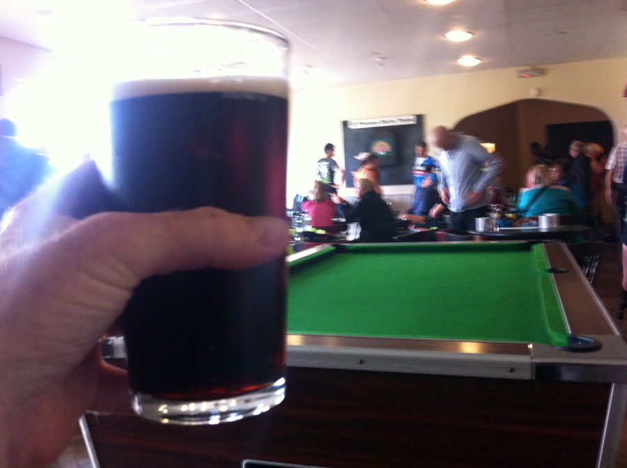 IOW Community Club Theakston's Mild