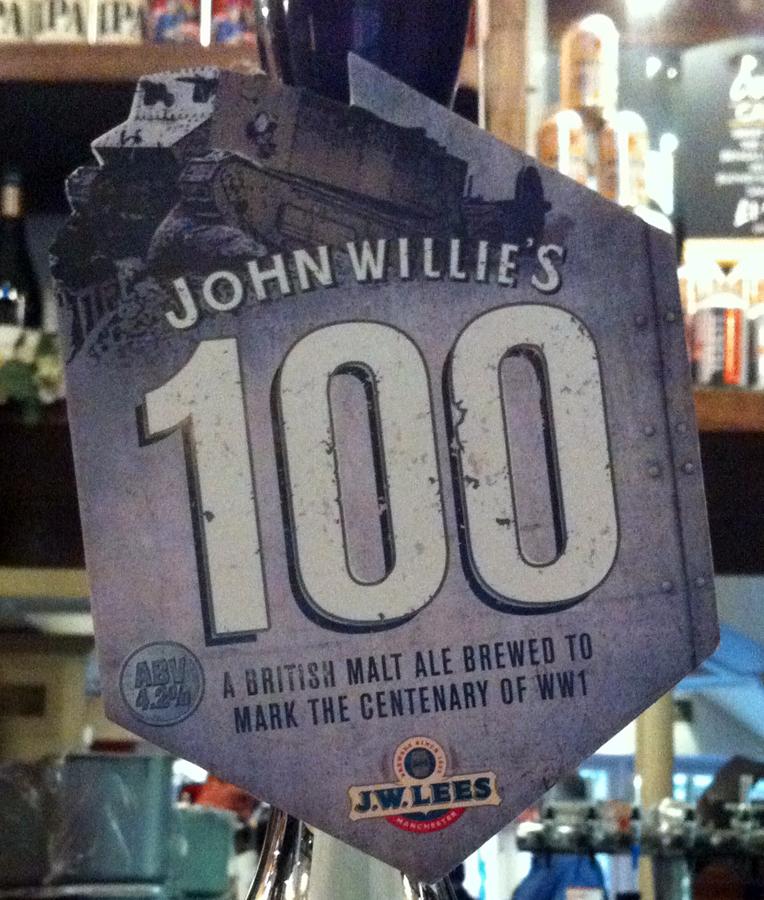 John Willie's 100 pump