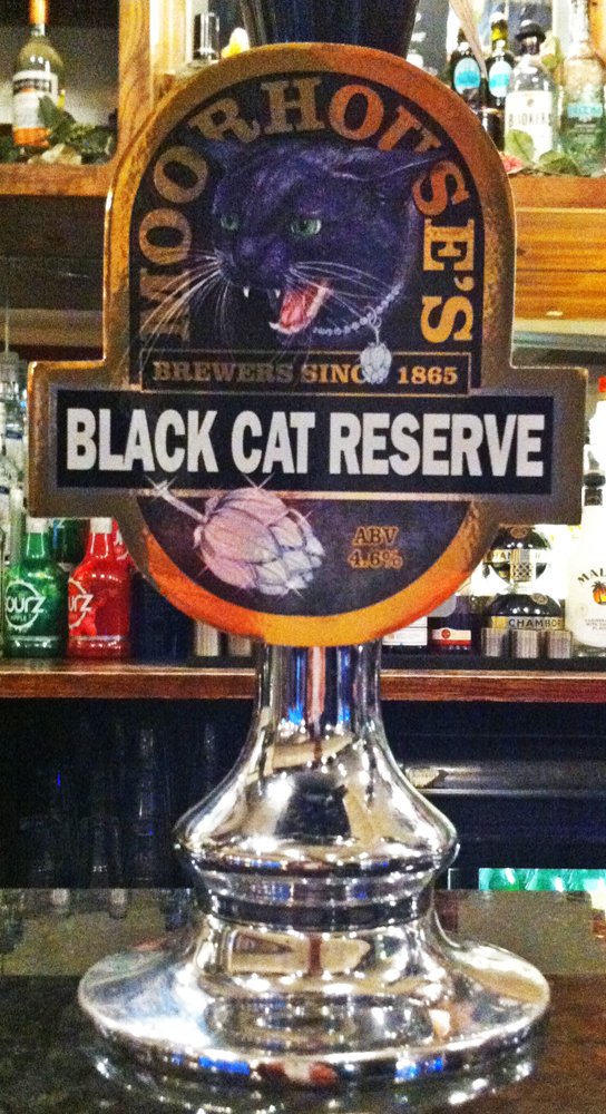 Moorhouse's Black Cat Reserve clip