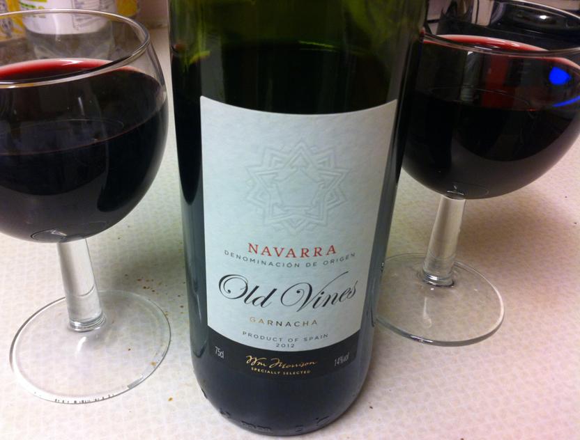 Navarra Old Vines Garnacha