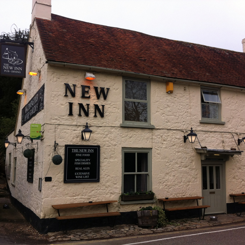 New Inn Shalfleet