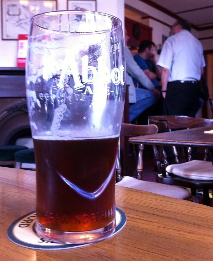 Prince of Wales Newport IOW beer