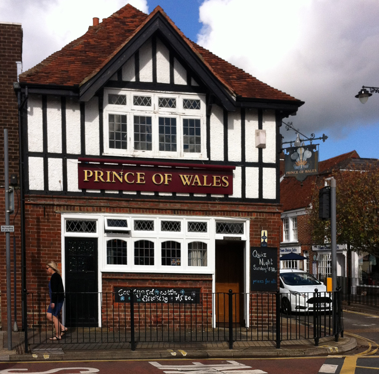 Prince of Wales Newport IOW