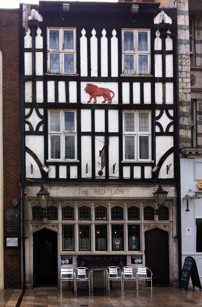 Red Lion Southampton