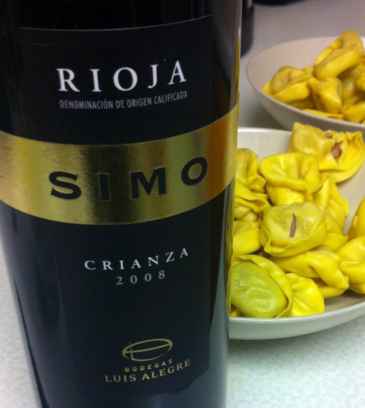 Simo Crianza (Rioja)