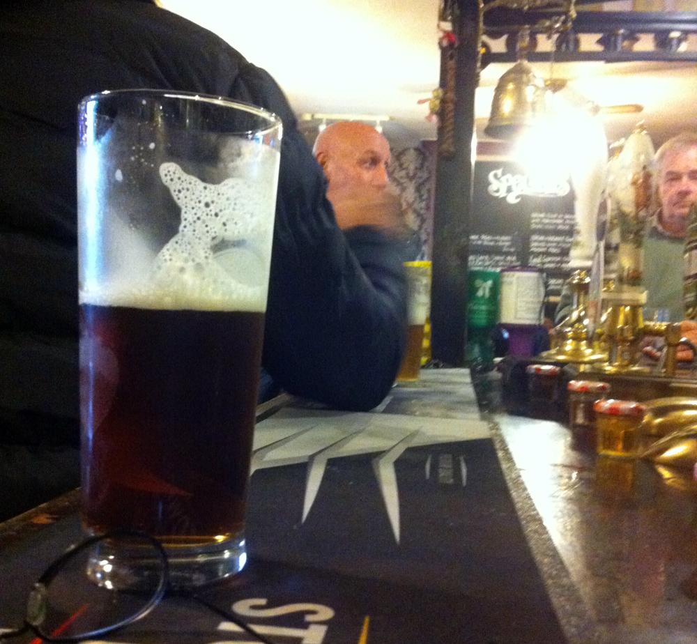 Traveler's Joy Northwood bar