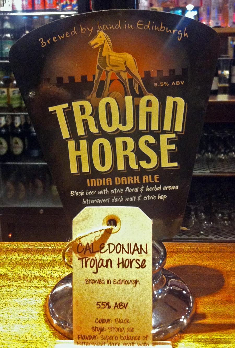 Trojan Horse IDA pump